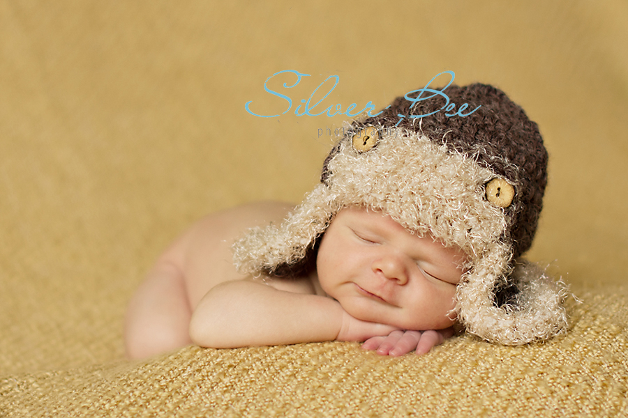 Austin Newborn Photo Session:  Silver Bee Photography