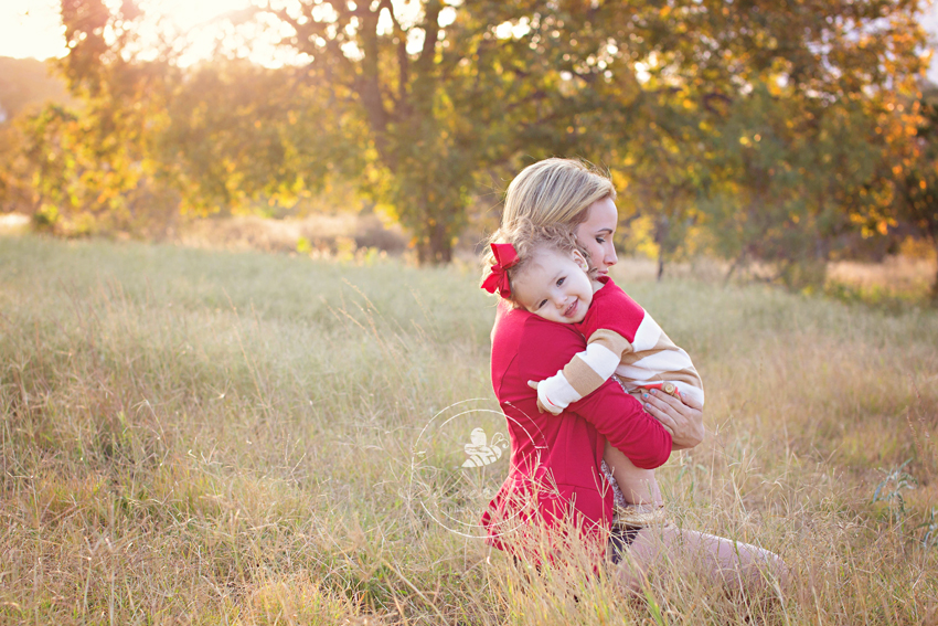Austin Texas Mom and Baby Photography