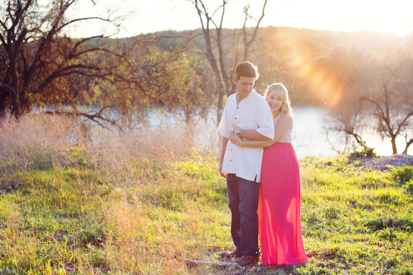 Bull Creek Park Maternity Photography