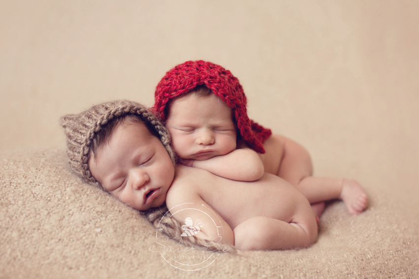 Newborn Twin Photos