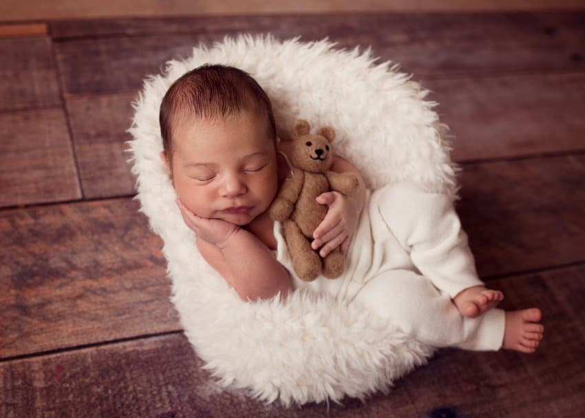 best austin texas newborn photographer