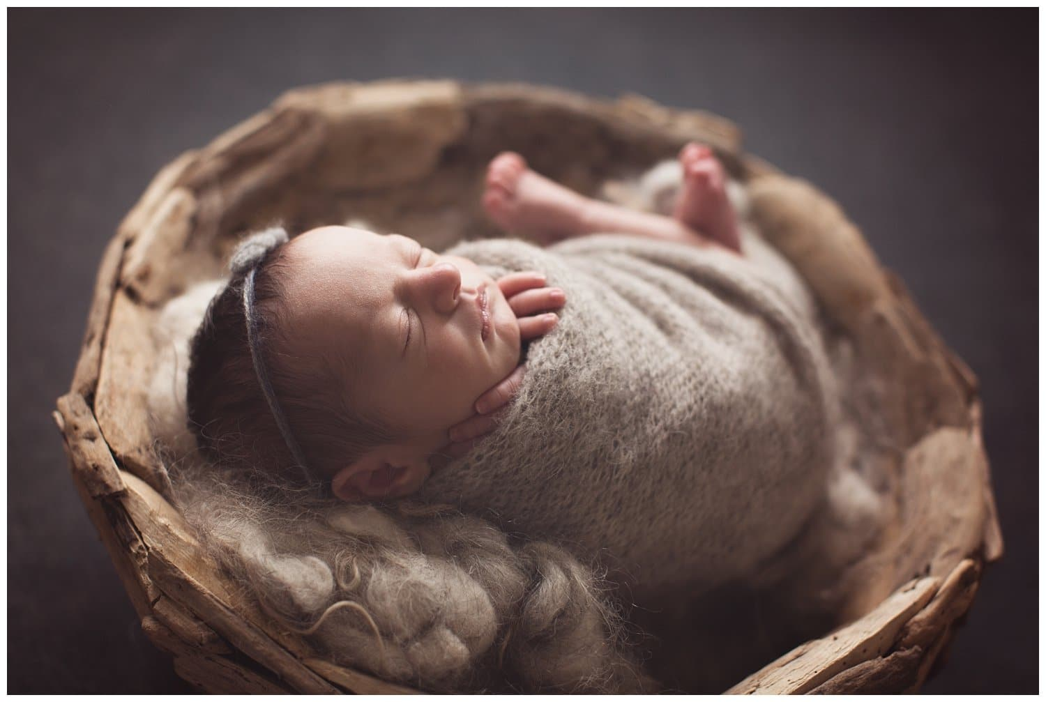 Modern Austin Newborn Photographer