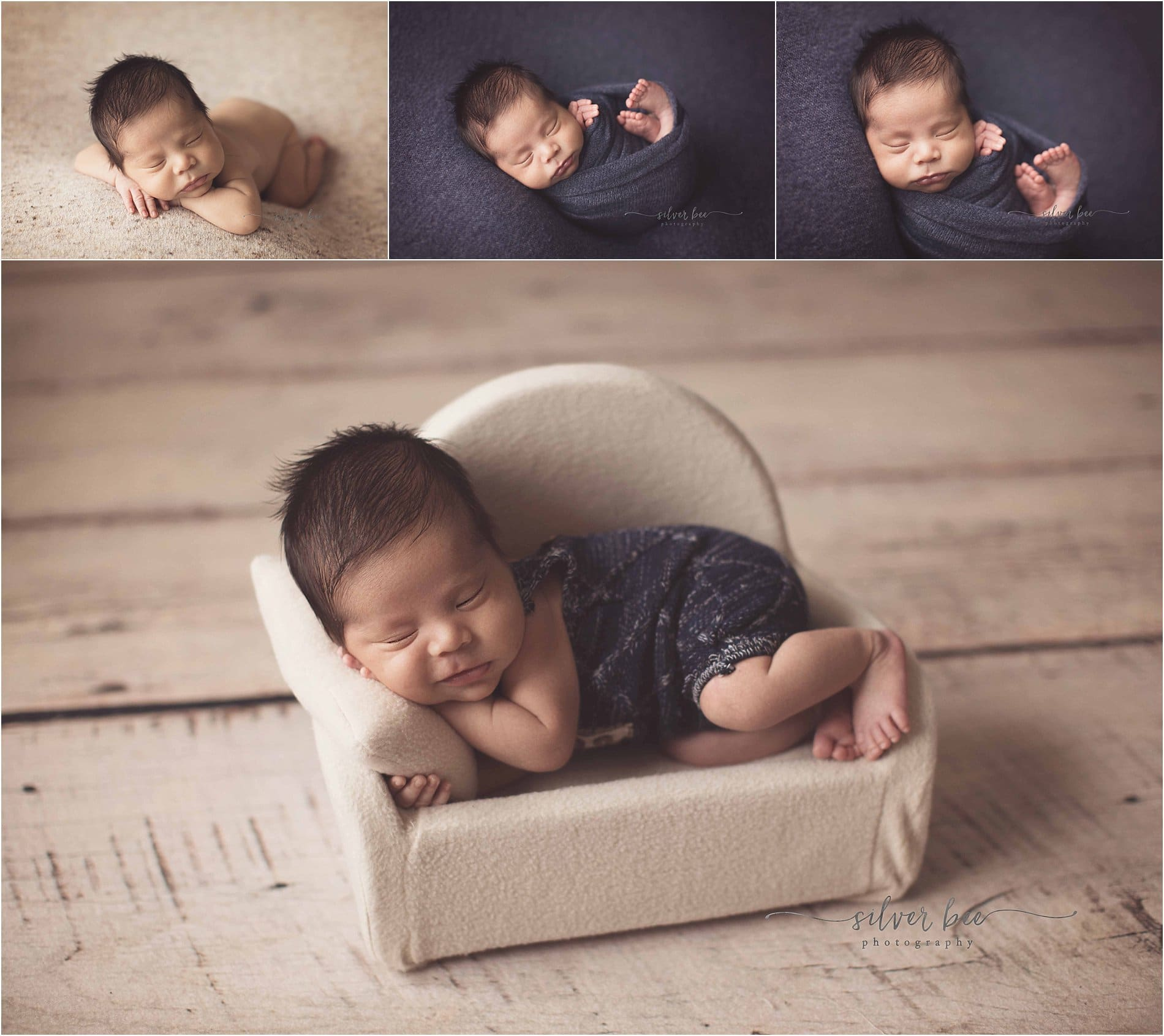 Silver Bee Photography - Austin Newborn Session_0035.jpg