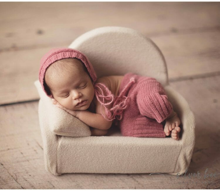 Newborn Baby Photography in Round Rock, Texas