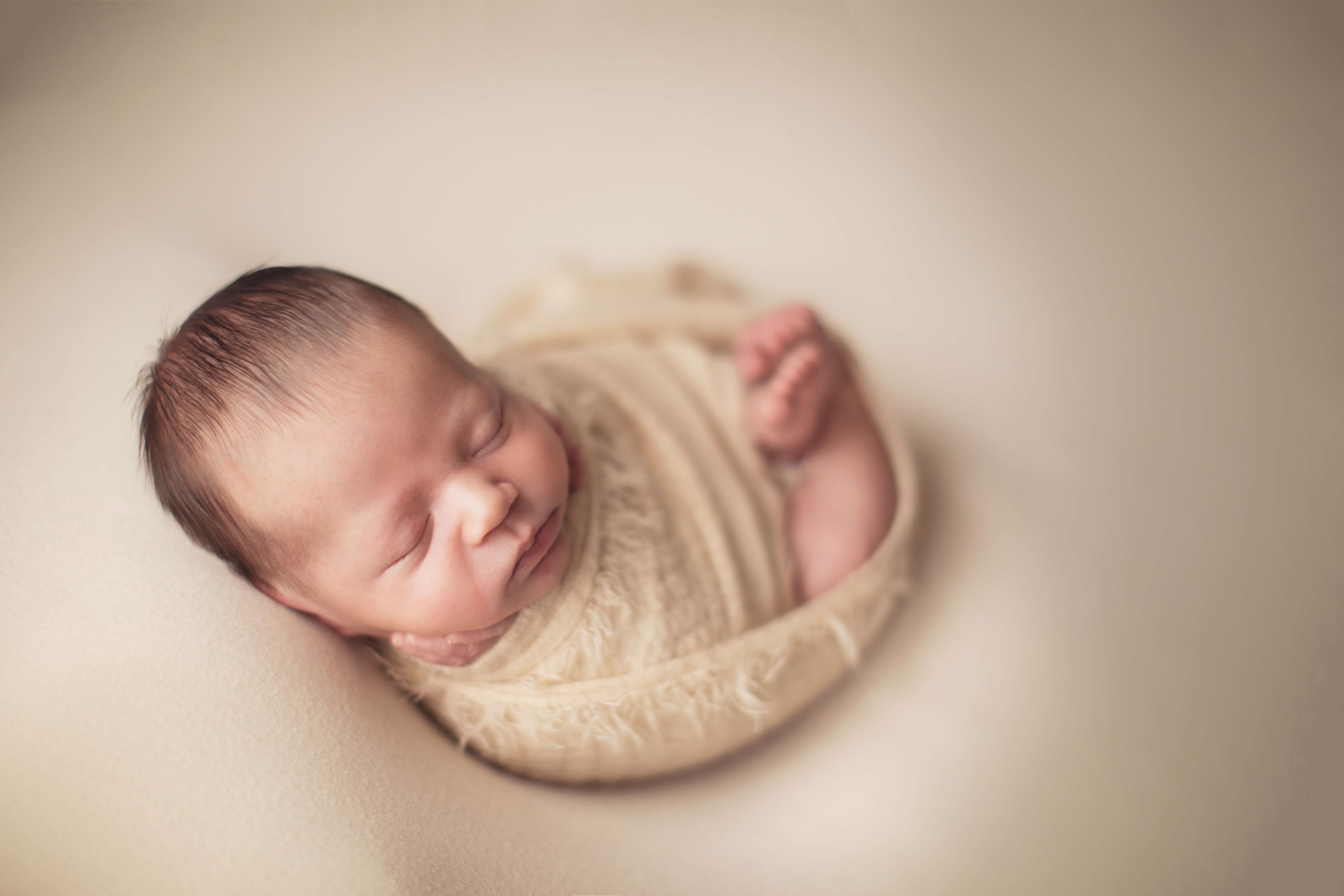 Professional Newborn Photography Session