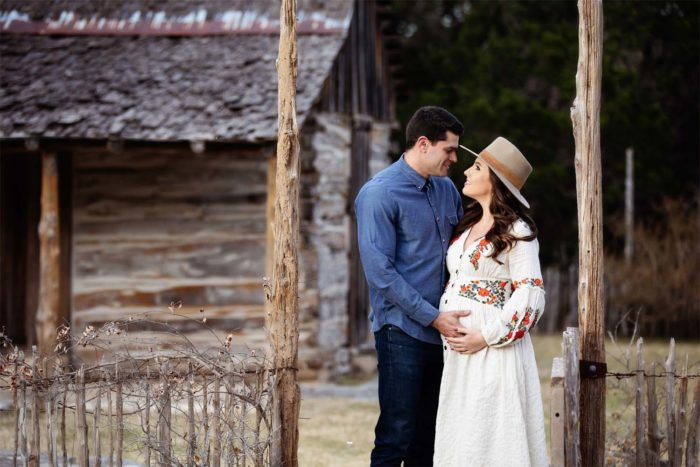 austin texas maternity photos